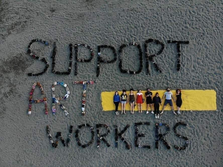 Home   SupportArtWorkers